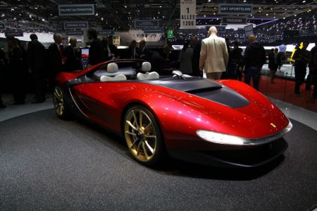 Photo PININFARINA SERGIO