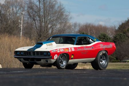 galerie photo PLYMOUTH BARRACUDA