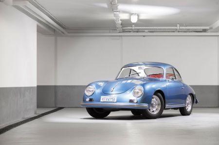 galerie photo PORSCHE (A) 1500 GS Carrera