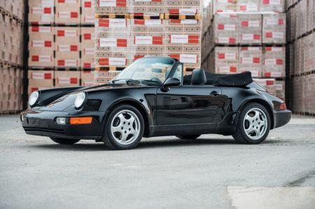 galerie photo PORSCHE (964) America Roadster