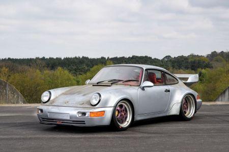 galerie photo PORSCHE (964) Carrera RSR