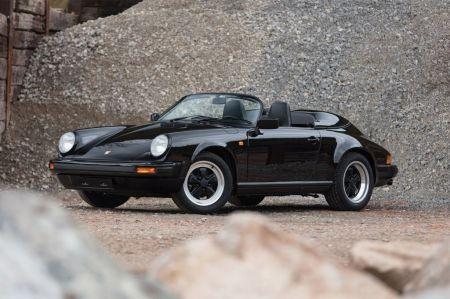 galerie photo PORSCHE (964) Speedster