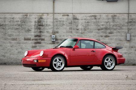 galerie photo PORSCHE (964) Turbo 3.3 320 ch