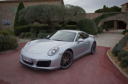 galerie photo PORSCHE (991) Carrera 4S 3.0 420 ch