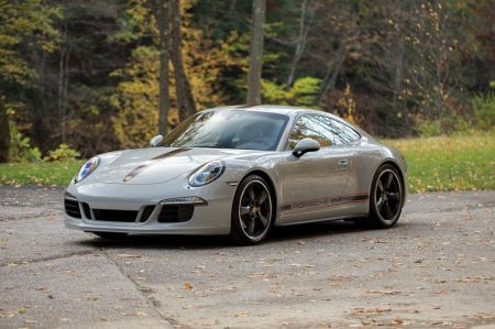 galerie photo PORSCHE (991) Carrera GTS