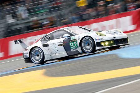 galerie photo PORSCHE (991) GT3 RSR