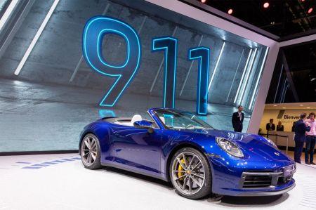 Photo PORSCHE 911