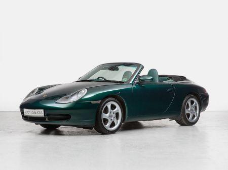 galerie photo PORSCHE (996) Carrera 3.4i 300ch