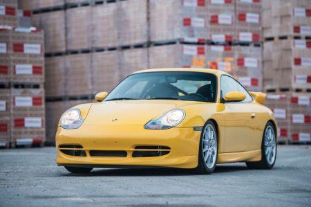 galerie photo PORSCHE (996) GT3 Clubsport