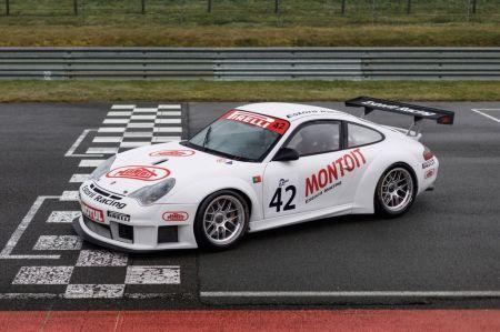 galerie photo PORSCHE (996) GT3 RSR