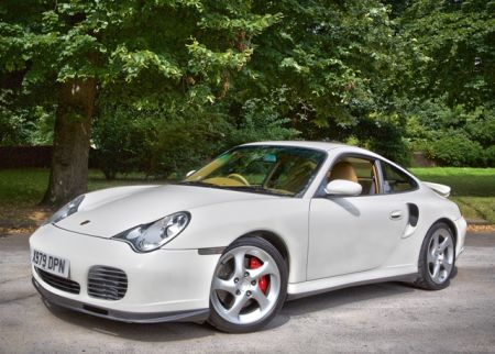 galerie photo PORSCHE (996) Turbo 3.6i 420ch