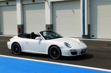galerie photo PORSCHE (997) Carrera GTS
