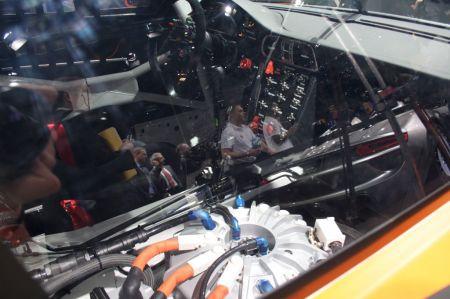 galerie photo PORSCHE (997) GT3 R Hybrid