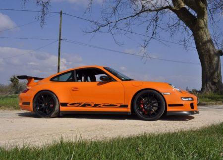 galerie photo PORSCHE (997) GT3 RS 3.6i 415 ch