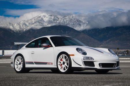 galerie photo PORSCHE (997) GT3 RS 4.0 500 ch
