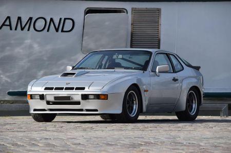 galerie photo PORSCHE 2.0 Carrera GT