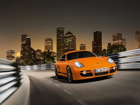Photo PORSCHE CAYMAN