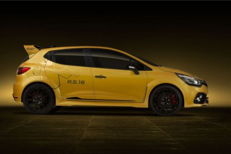 galerie photo RENAULT (4) RS 16 concept
