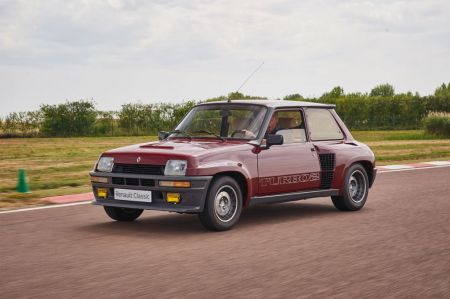 galerie photo RENAULT R5 TURBO1