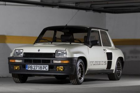 galerie photo RENAULT R5 TURBO2