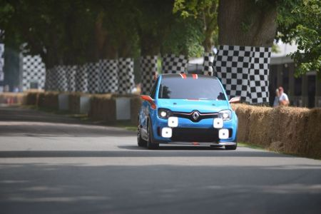 galerie photo RENAULT TWIN RUN