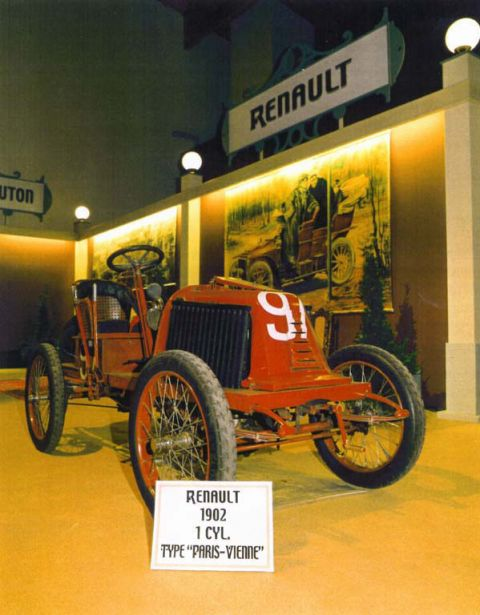 galerie photo RENAULT TYPE 1