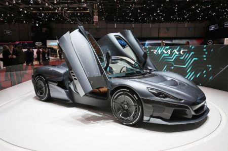 Photo RIMAC C_TWO