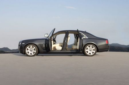 Photo ROLLS-ROYCE GHOST