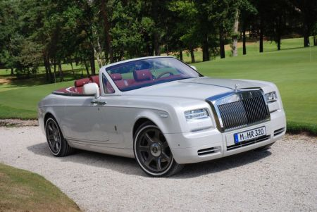 galerie photo ROLLS-ROYCE (VII) 6.75 V12 Drophead Coupé