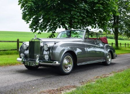 galerie photo ROLLS-ROYCE (I) Drophead Coupé