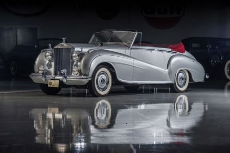galerie photo ROLLS-ROYCE 4.6 Drophead Coupe by H.J. Mulliner