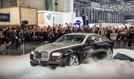 Photo ROLLS-ROYCE WRAITH