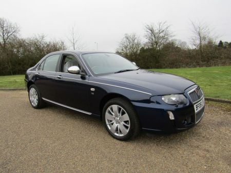 galerie photo ROVER 75