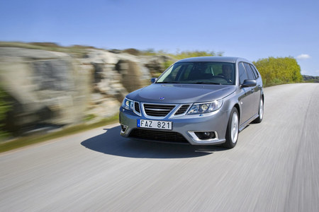 galerie photo SAAB 9-3 SPORT HATCH