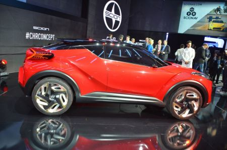 galerie photo SCION C-HR