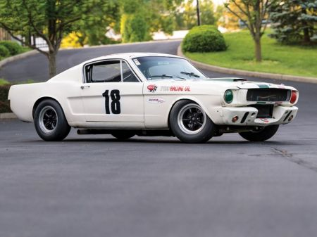 galerie photo SHELBY GT350 R