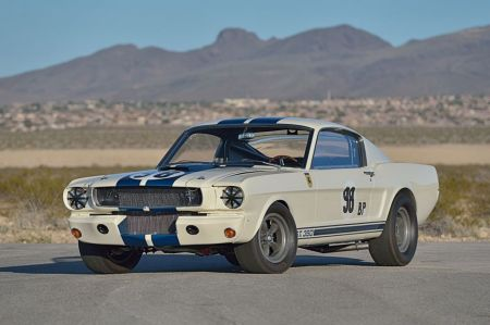 galerie photo SHELBY MUSTANG