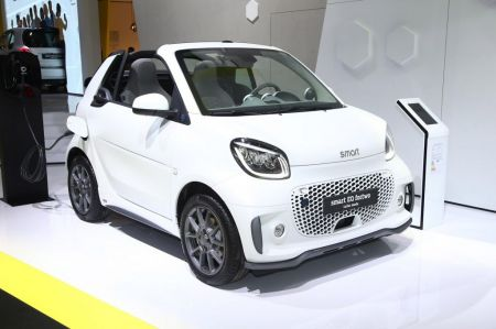 galerie photo SMART FORFOUR
