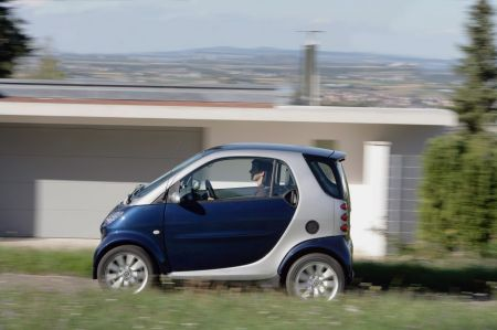 galerie photo SMART FORTWO