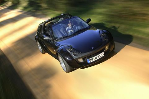 galerie photo SMART ROADSTER COUPE
