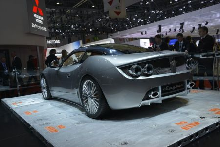 Photo SPYKER B6 VENATOR