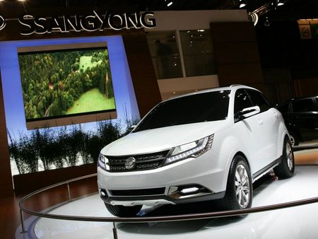 galerie photo SSANGYONG C200