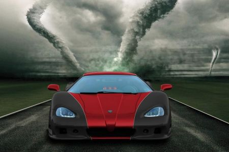galerie photo SSC ULTIMATE AERO