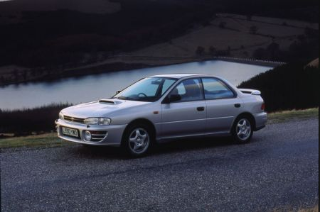 galerie photo SUBARU 2.0 GT Turbo 555