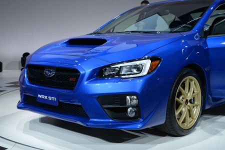 Photo SUBARU WRX STI