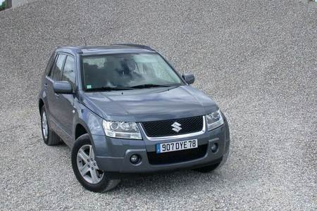 galerie photo SUZUKI GRAND VITARA