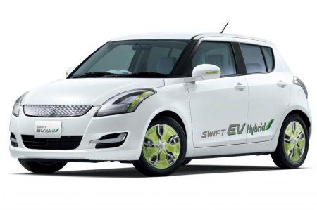 galerie photo SUZUKI EV Hybrid