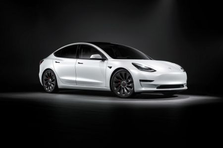 galerie photo TESLA MODEL 3