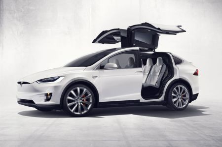galerie photo TESLA MODEL X