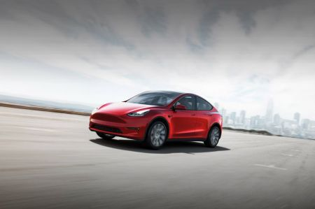 galerie photo TESLA MODEL Y